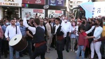 Memleket Partisi Genel Baskanı Muharrem Ince, Partisinin Erzurum Il Baskanligini Açti