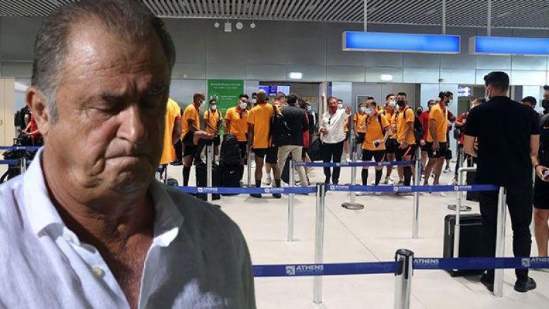 Galatasaray, Yunanistan'da yaşanan kötü muamele sonrası ülkeye dönüyor