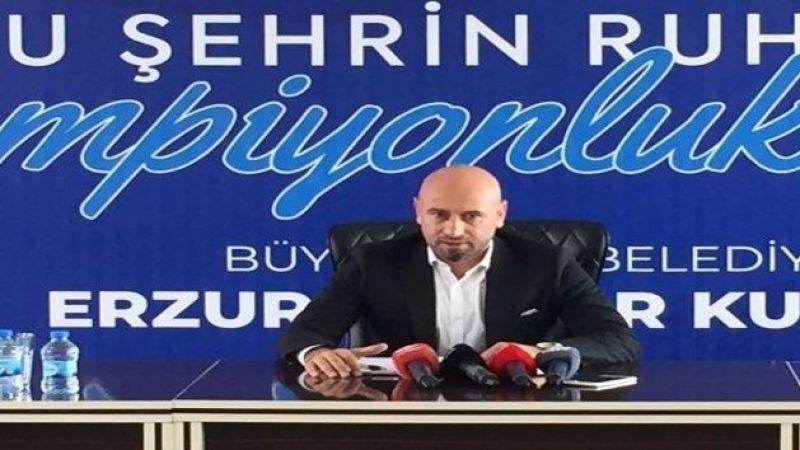 """Muzaffer Bilazer: """"Süper Lig'e yeniden çıkmak için çok çaba sarf edeceğiz"""""""