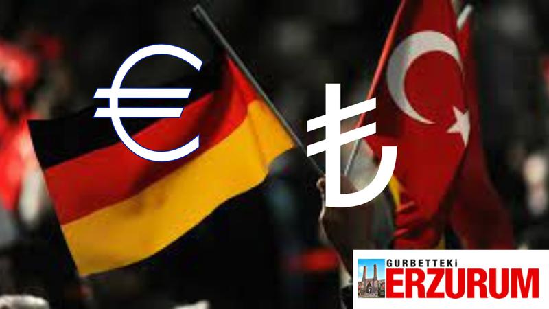 Türkiye ve Almanya arasındaki alım gücü ve birim para farkı
