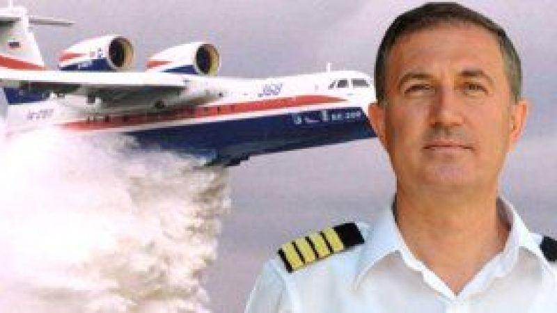 THK'nın eski yöneticisinden ezber bozan çıkış: Kiralık uçaklarla yangınlar söndürülemez çünkü para kazanıyorlar