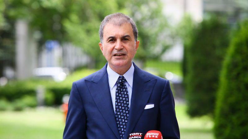 Ömer Çelik: 'Türkiye'nin bir tane daha fazla mülteci alacak kapasitesi yoktur'