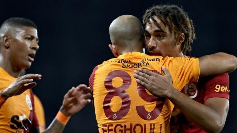 Galatasaray son nefeste kazandı