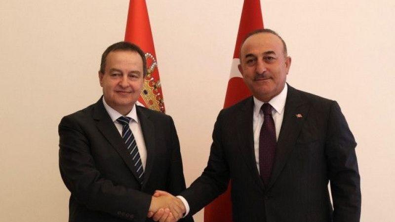 Bölgede büyük proje! Sırbistan Ulusal Meclis Başkanı Daçiç: Türkiye arkamızda durdu