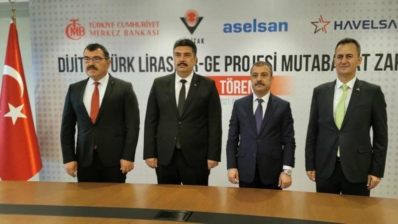 Merkez Bankası duyurdu! Dijital Türk Lirası için ilk adım atıldı