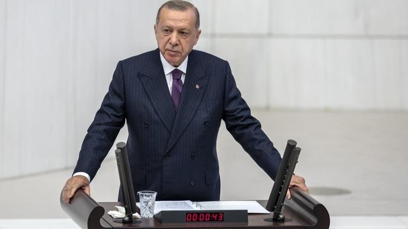 Meclis'te yeni yasama yılı... Cumhurbaşkanı Erdoğan: Milletimize vereceğimiz en güzel 2023 hediyesi olacak