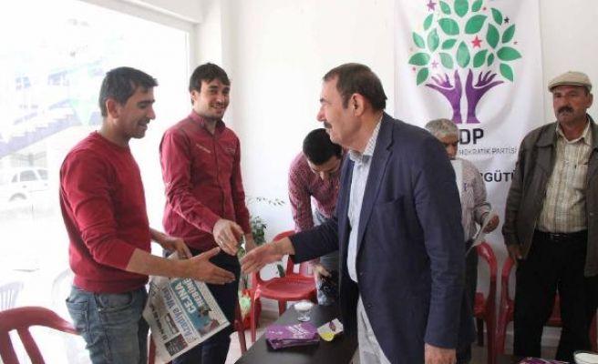 HDP aşiretleri ikna etmek için komisyon kurdu