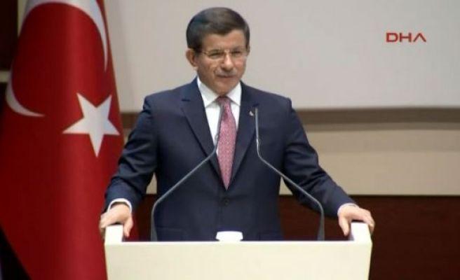 Davutoğlu: Kılıçdaroğlu'na, Bahçeli'ye, Demirtaş'a tavsiyem...