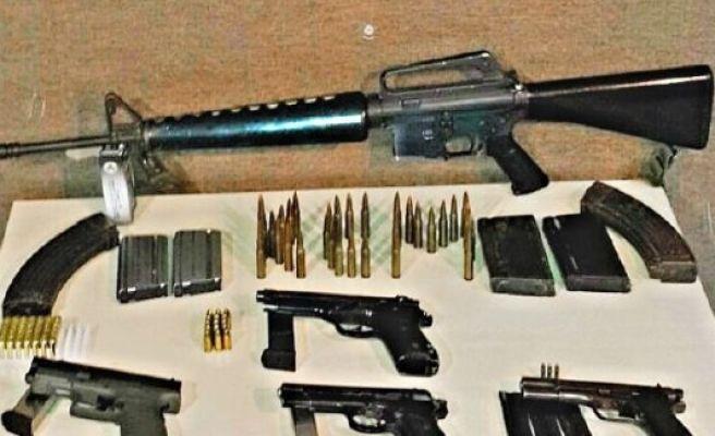 Urfa'da tefecilik operasyon , 5 tutuklama