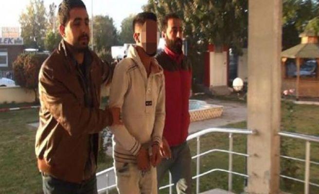 Urfa'da Cumhurbaşkanına hakarete 2 tutuklama