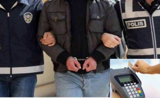 Urfa'da pos tefeci operasyonu, 4 tutuklama