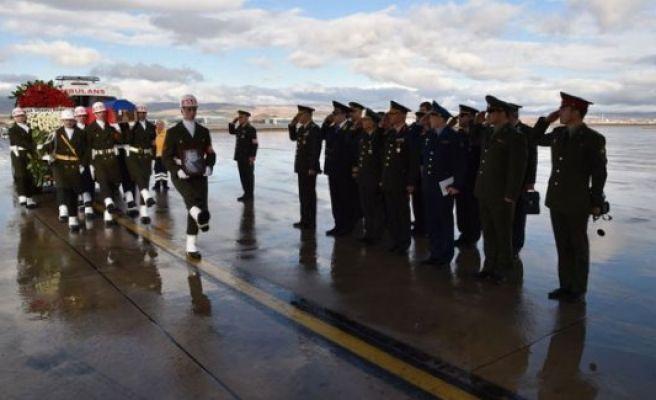 Genelkurmay'dan Rus pilotun cenazesiyle ilgili açıklama