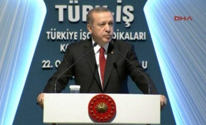 Erdoğan: İran Devlet Başkanına 'bak siz çok büyük bir yanlışın içindesiniz...'