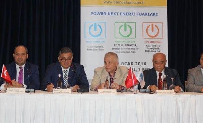 Türkiye doğal kaynakları ile elektrik üreterek dışa bağımlılığını azaltacak