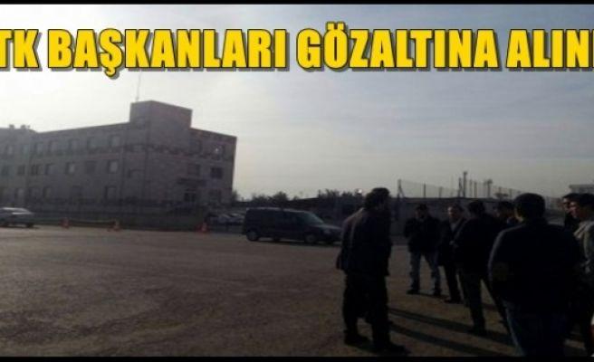Urfa'da bazı STK yöneticileri gözaltına alındı