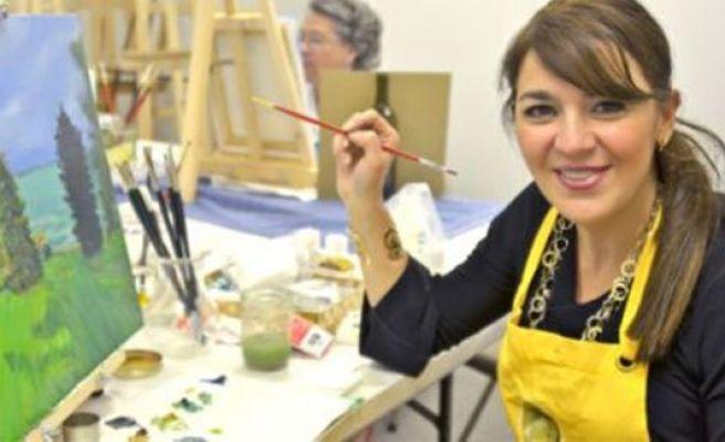 Kadın ressamlar Urfa'yı çizecek...