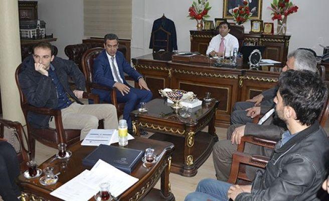 Viranşehir'de anlamlı toplantı