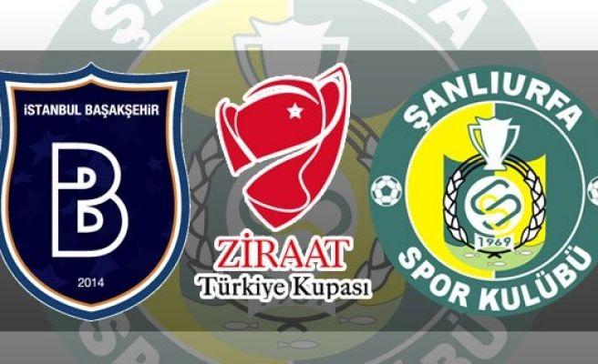 Başakşehir - Şanlıurfaspor maçının kanalı...