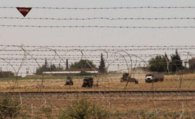 Urfa sınırında mayına basan 1 kişi öldü