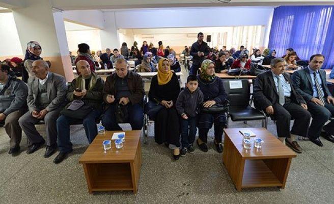 Harran Üniversitesinden sağlık semineri
