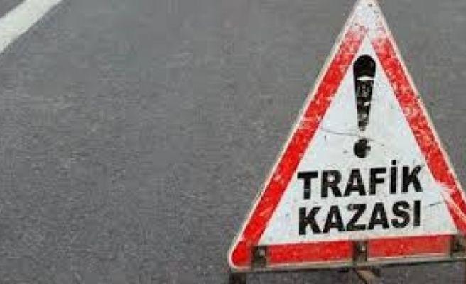 Urfa'da feci kaza 2 ağır yaralı