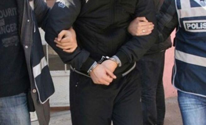 Market soymaya kalkışan 2 kişi tutuklandı