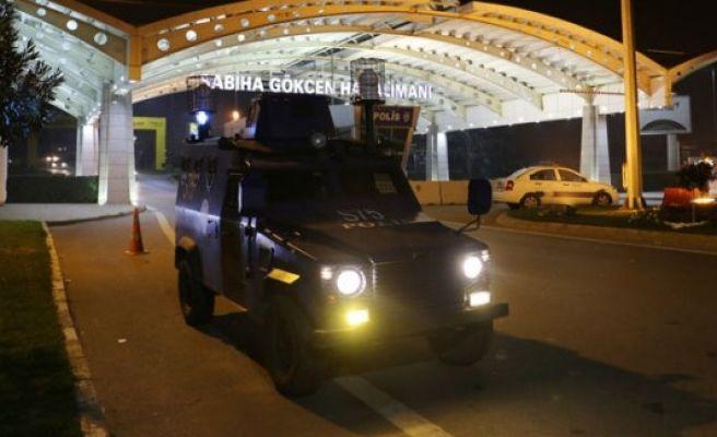 Sabiha Gökçen Havalimanı'nda patlama 1 ölü