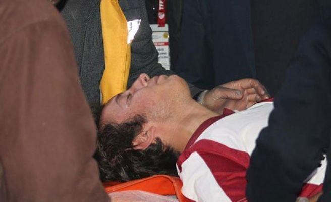 """Urfa'da Amatörün isyanı """"Sağlıkçı İstiyoruz"""""""