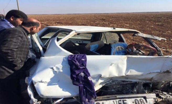 Akçakale'deki kazada ölü sayısı 4'e çıktı