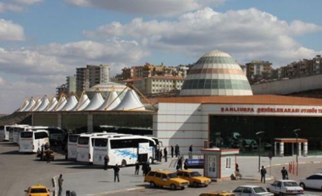 Urfa'da Doğu otobüslerine uyarı...