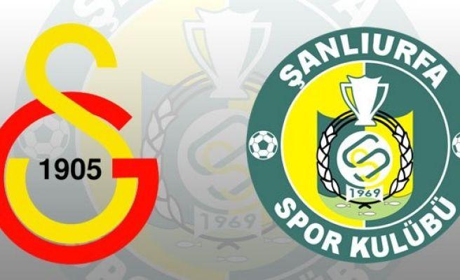 Şanlıurfaspor'a Galatasaray'dan transfer