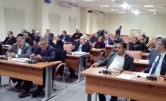 Ocak ayı meclis toplantısını gerçekleştirdi