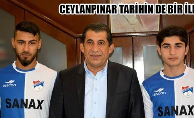 Ceylanpınar'dan Şanlıurfaspor'a transfer