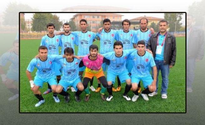 Urfa'nın kalecisiz takımı