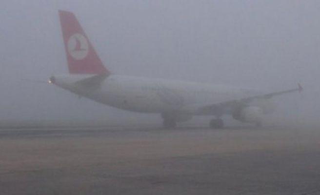 Urfa Uçağı Malatya'ya indi