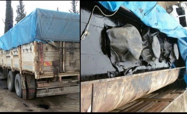Urfa'da 20 Ton kaçak akaryakıt ele geçirildi