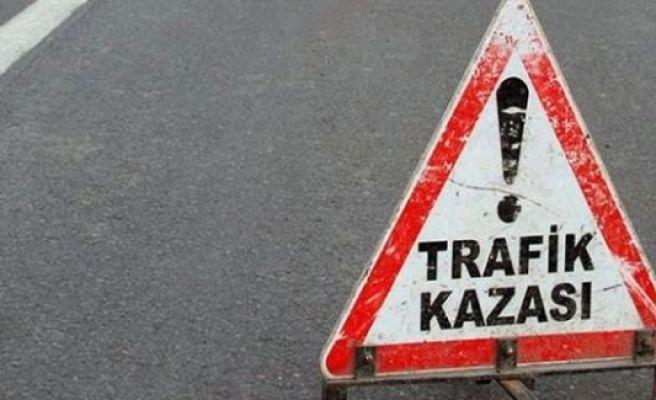 Urfa'da devrilen motosikletin sürücüsü öldü