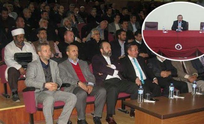 Urfa'da din görevlilerine seminer