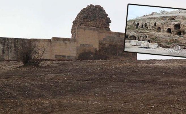 Urfa'da eski tarih canlanıyor…