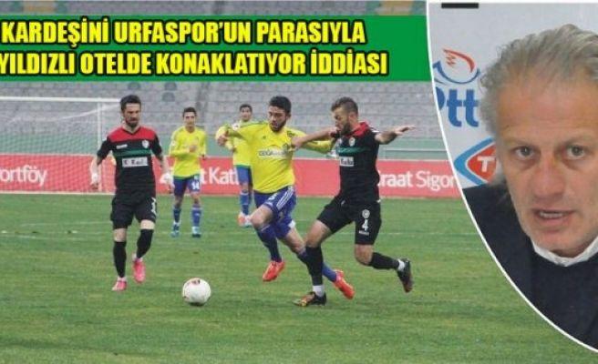 Urfaspor, Kerimoğlu ile kümeye gidiyor