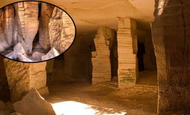 Bazda mağaraları kaderine mi terk edildi?