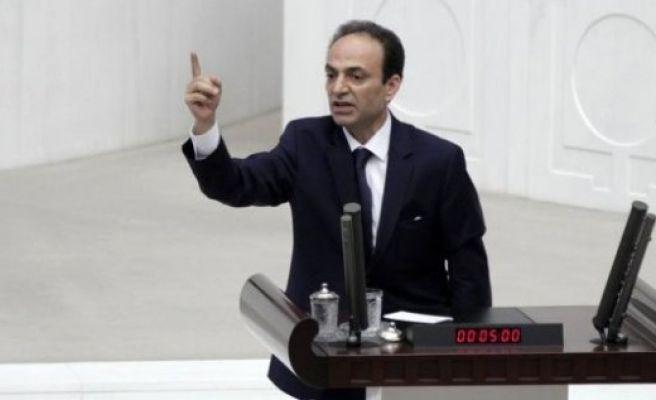 Baydemir Suruç Çadır Kentini meclise taşıdı