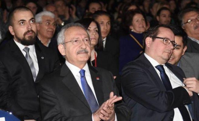 Kılıçdaroğlu, Almanya'da Nazım Hikmet'i anma programına katıldı