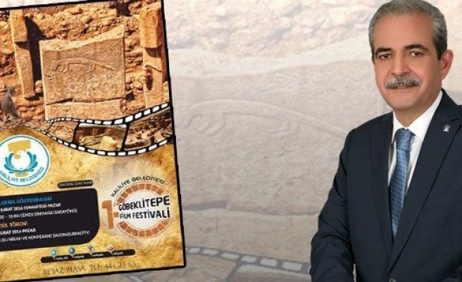 Urfa'da Göbeklitepe film festivali