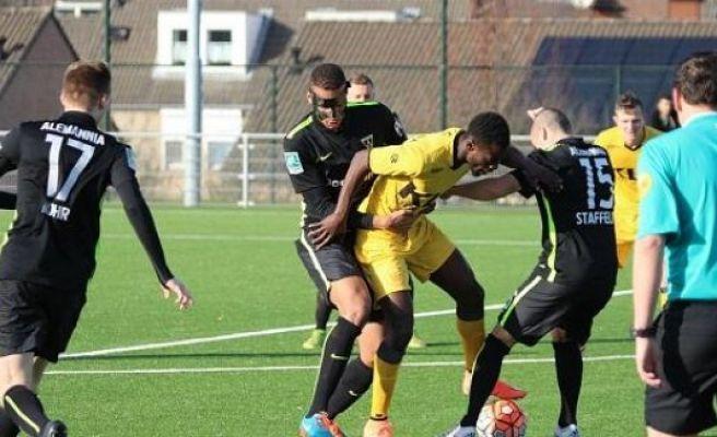 Die Alemannia besiegt Jong Roda im Testspiel mit 2:0