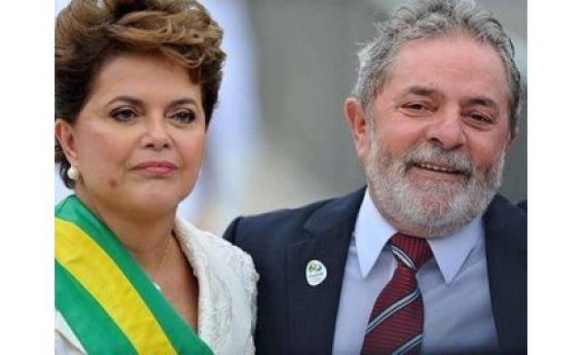 Lula anunció que vuelve al primer plano de la política brasileña en defensa de Rousseff