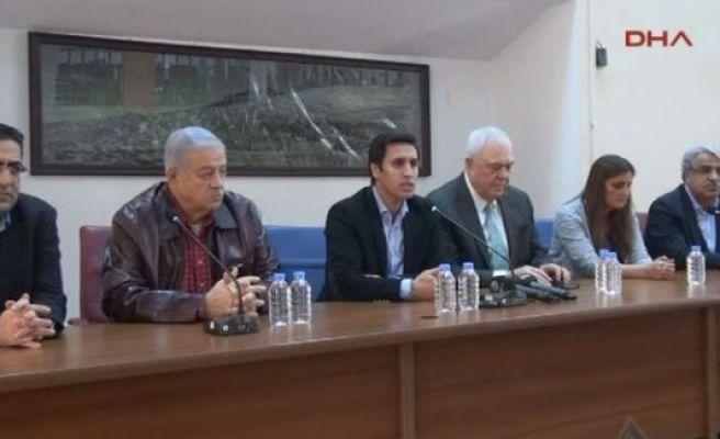 Cizre'ye gitmek isteyen HDP-DBP heyetine izin verilmedi