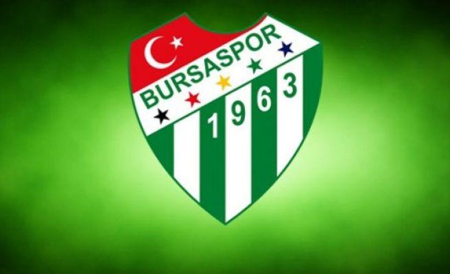 Bursaspor'da Serdar Aziz 2 hafta yok