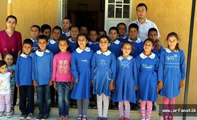 Sınırdaki örnek okulun fedakar öğretmenleri