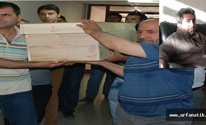 O TIR şoförünün cenazesi Urfa'da